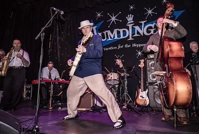 The Revolutionaires Big Band, Humdinger 2019