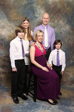 Grinonneau-Denton Family