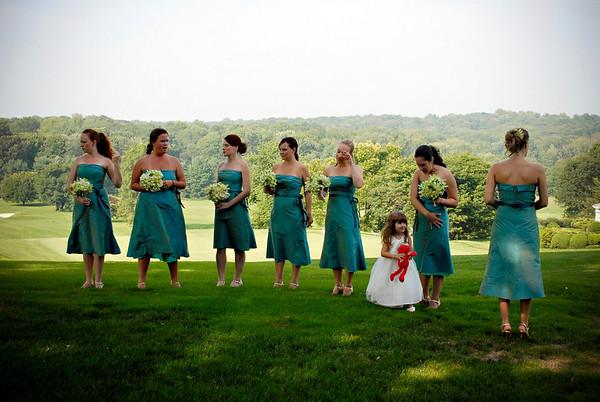 August 2007 Wedding