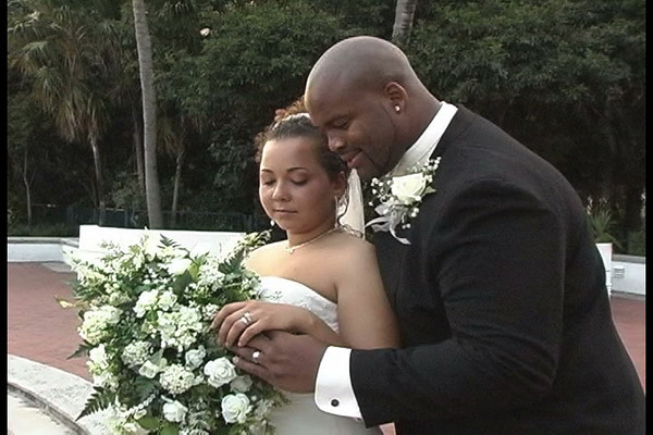 The Wedding Of Mr. & Mrs. Ellis