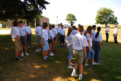 2008 Groton Maritime Academy  Day 2