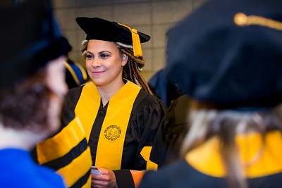 Graduate Programs Graduation - May 2018