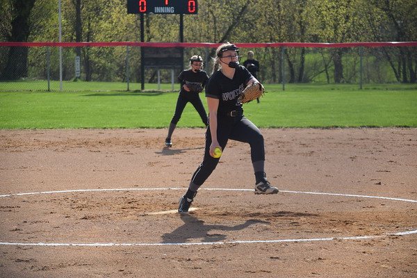 EPC Varsity Softball vs. Glenwood City, May 10th, 2019