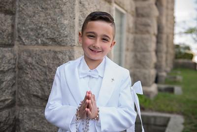 Good Shepherd First Communion 2017