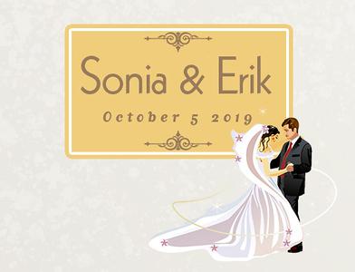 Sonia & Erik 2019