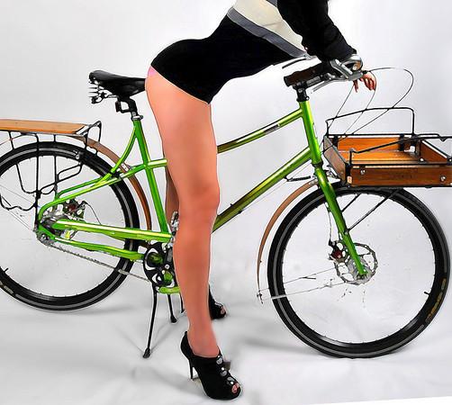 Bikes as Art