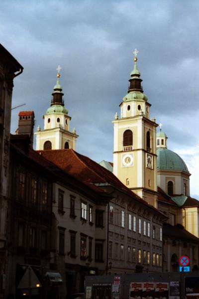 Little Switzerland in the Balkans - Ljubljana, Slovenia