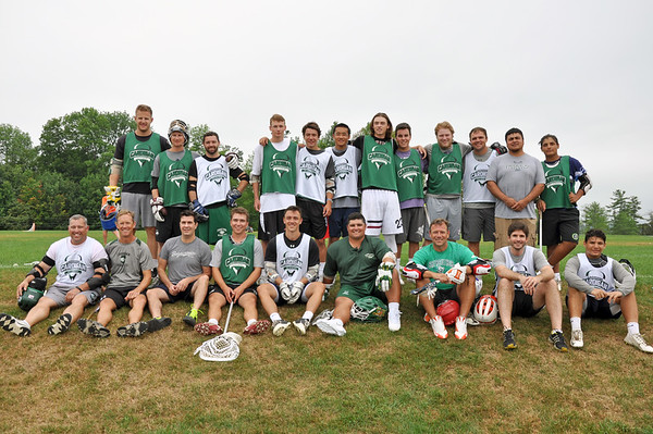 Annual Alumni Lacrosse Game