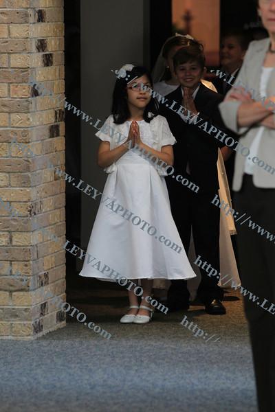SJV Communions Sat May 17th 5:30
