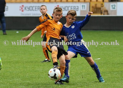 UNDER 10's WOLVES v LEICESTER CITY