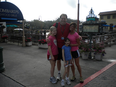 Disney - 2011 with Catey and M2