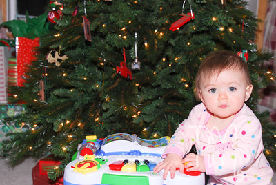 Snowed In December 11th Blizzard - Taryn's First Of Course!