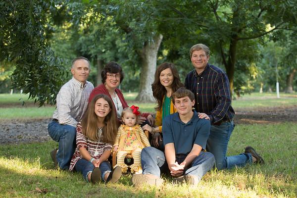 Griner Family