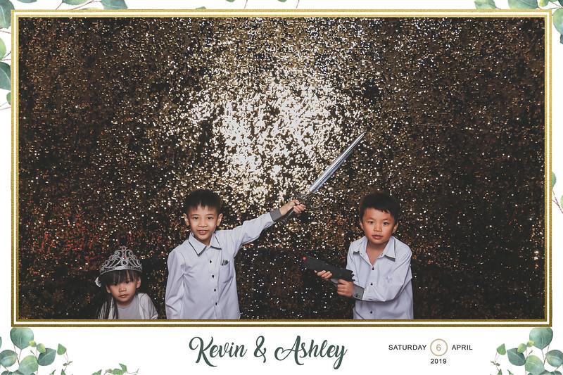 Wedding of Kevin & Ashley   © www.SRSLYPhotobooth.sg