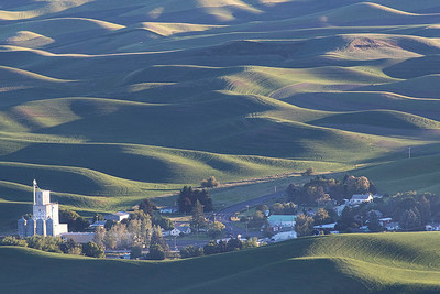The Palouse Country