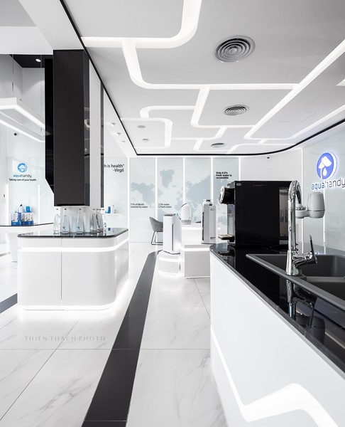 AQUA HANDY Showroom by DPlus Vietnam