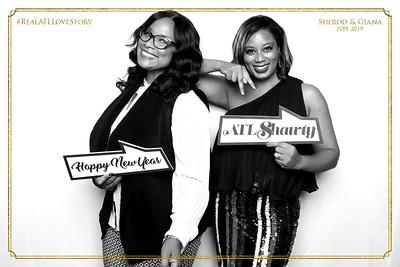2019.12.31 Sherod + Giana | #RealATLLoveStory