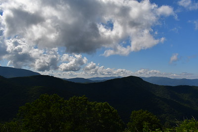 Mount Mitchell - July 13, 2020