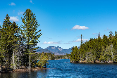 Paddling the Boreas Ponds