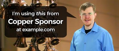 Copper Sponsor
