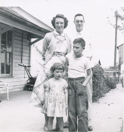 Marion Clark's Family