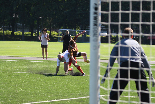 Scores Corporate Cup at Starfire