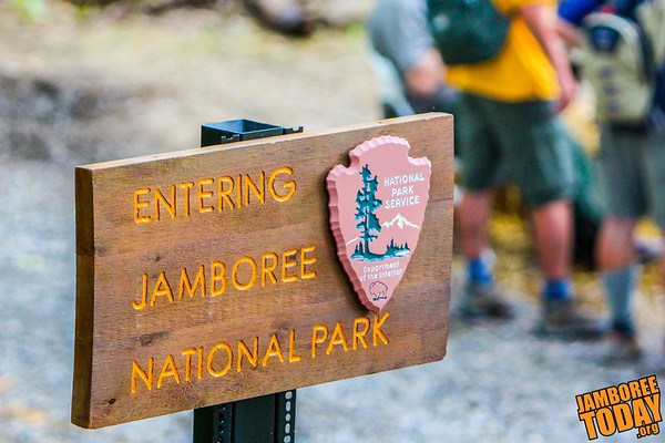 Now Entery Jamboree National Park
