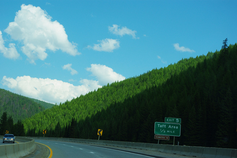 Some landscape HWY views.