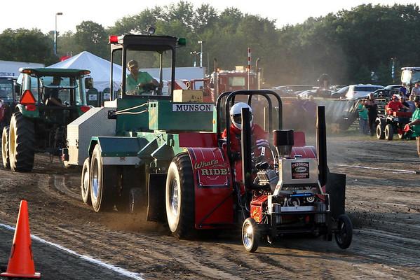VTPA/NYTPA Tractor Pull 8.29.2013