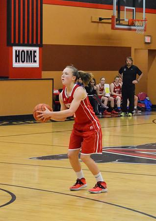 2016 Sr Girls T1 Basketball