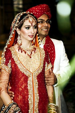 Faraz & Muniza Wedding