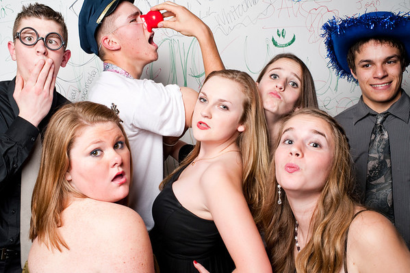 Winterball 2012: Crazy Photo Booth