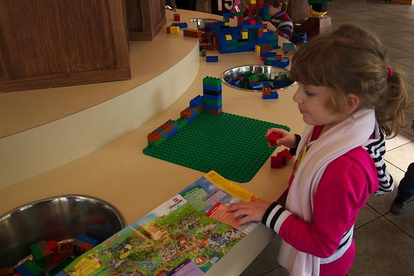 A Trip to Legoland