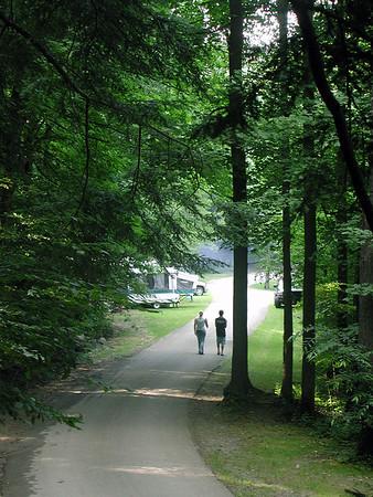Stony Brook Camping 2002