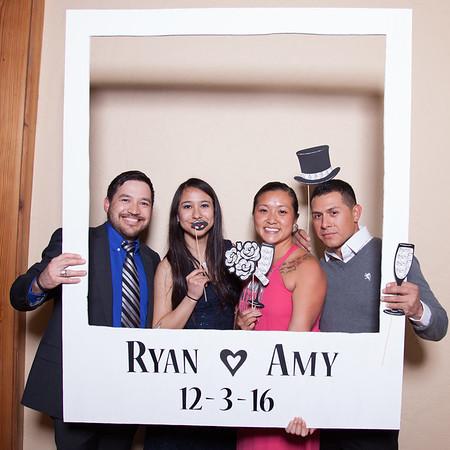 Ryan Amy Photo Booth