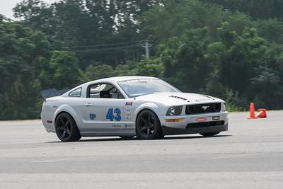 SCCA Auto X & Rally X