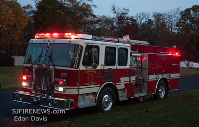 11/10/2017, All Hands Dwelling, Vineland City, Cumberland County NJ, 2181 Ida Ln.
