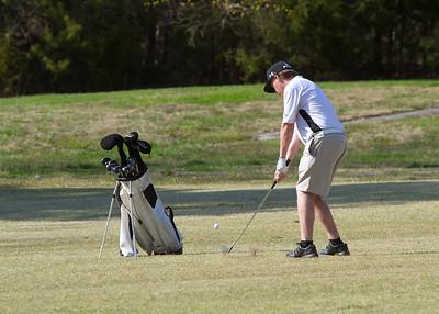 SEHS Golf - Tyler at Walnut Woods 4/9/13