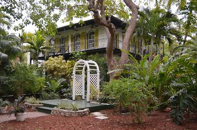 Ernest Hemingway House/Key West/FL - Mar., 2013