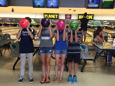 June 22: Bowling Event