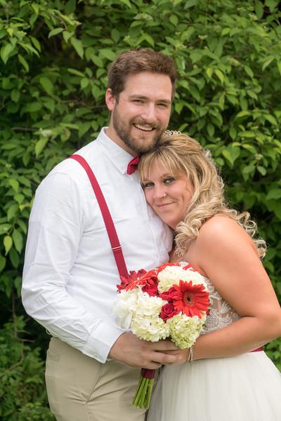 Kayla and Dylan Wedding
