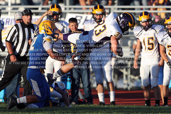 August 31, 2018 Bayfield High School Varsity vs San Juan