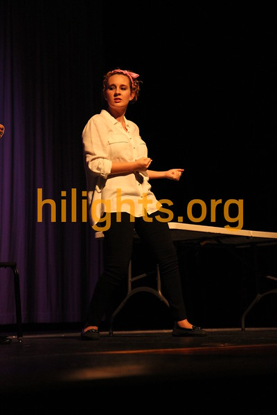 Drama Districts Showcase