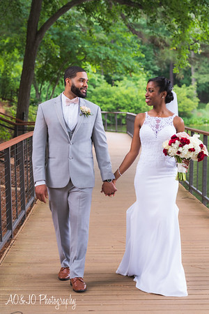 Stephanie & Stanley's Wedding :: The Umstead Hotel & Spa :: AO&JO Photography & Videography