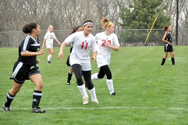 SHHS JV Ladies Soccer