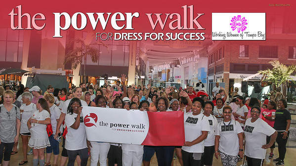 The Power Walk for Dress for Success