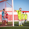 Lincoln 13-1 Angels, First Division, Victoria Stadium, Gibraltar - 30th April 2016