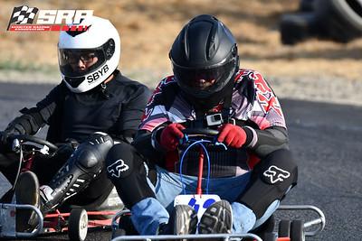 Go Quad Racer # 43 Silver
