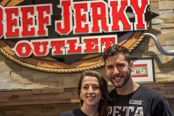 Beef Jerky Grand Opening 2-9-16