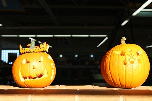 Company Pumpkin Carving Contest